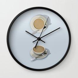 Wake me Gently Wall Clock