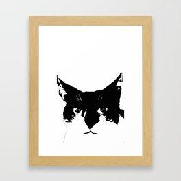 Mr. A Framed Art Print