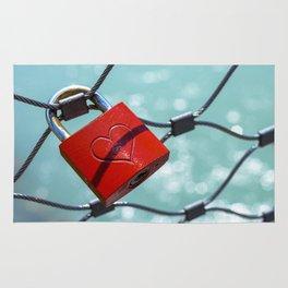 Salzburg Love Lock Rug
