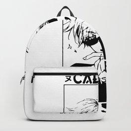 Jujutsu kaisen / anime manga / gojo sukuna / yuji itadori poster Backpack