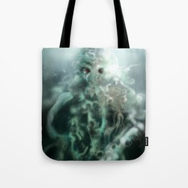 Cthulhu fhtagn Tote Bag