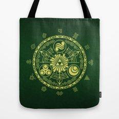 Zelda Triforce  Tote Bag