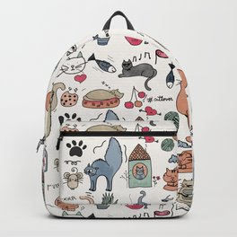 Cats Life Backpack