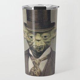Sir Yodington  Travel Mug
