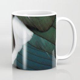 Russian Goose Plumage Macro Coffee Mug