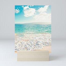 Big Beach Mini Art Print