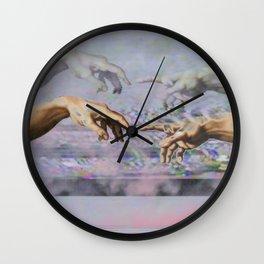 Magnetisim Wall Clock