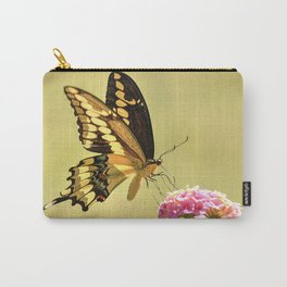 Giant Swallowtail Carry-All Pouch