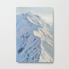 Alaska From the Air #2 Metal Print