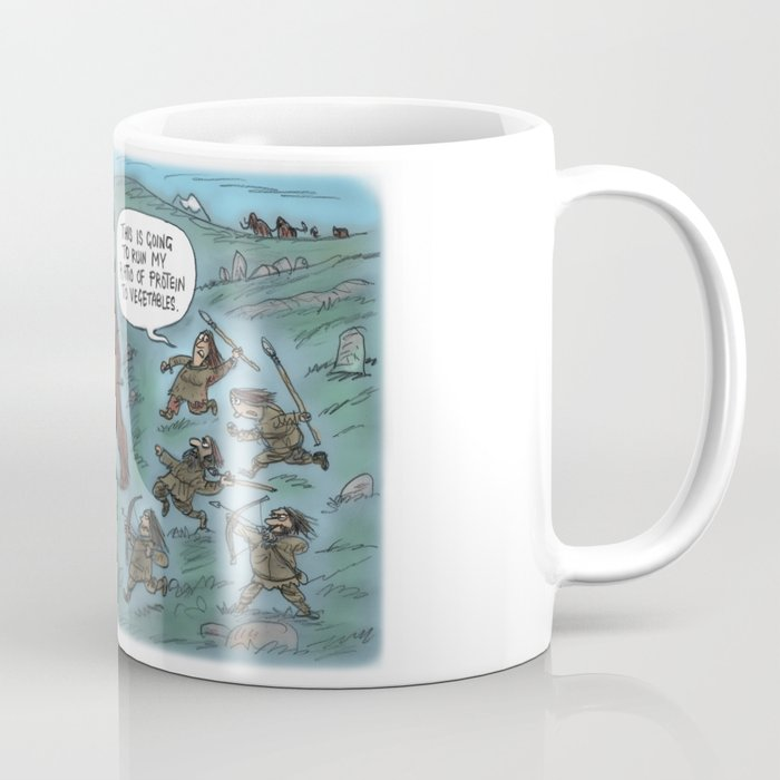 Paleo Dieters Coffee Mug