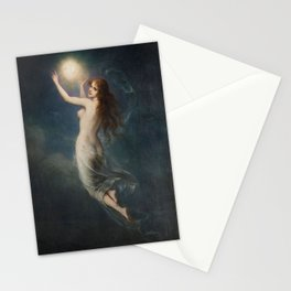 "Karl Schweninger ""The Morning Star"" Stationery Cards"