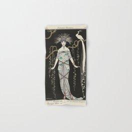Journal des Dames et des Modes Costumes - George Barbier, 1914 Hand & Bath Towel