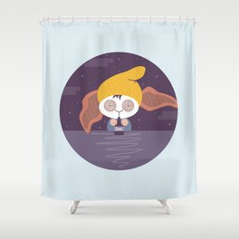 Vince Shower Curtain