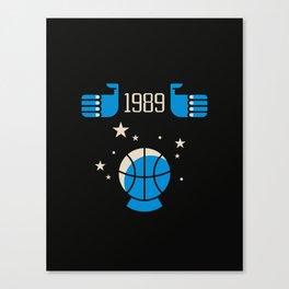 Orlando NBA Magic Canvas Print