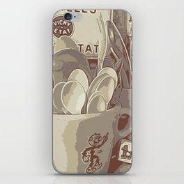 Vichy iPhone Skin