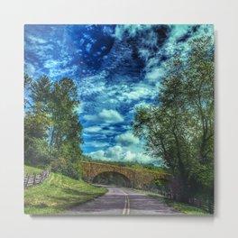 Blue Ridge Parkway No. 2 Metal Print