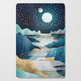Moon Glow Cutting Board