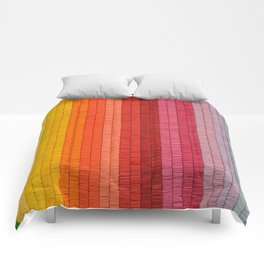 Band of Rainbows Comforters