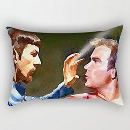 You Mirror My Desire Rectangular Pillow