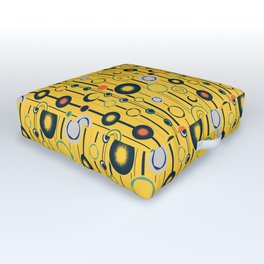 Your Gaze Outdoor Floor Cushion