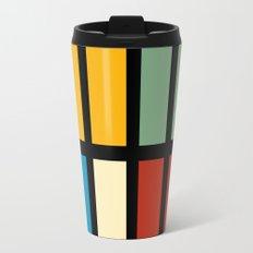 Abstract composition 23 Travel Mug