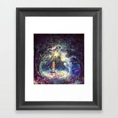 Forgotten Wish Framed Art Print