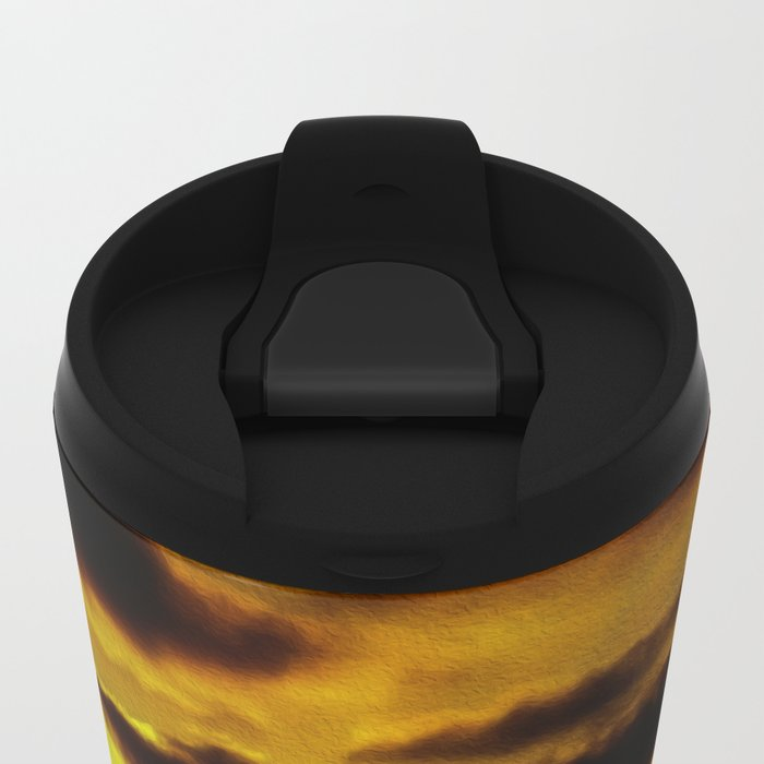 Memories in the Twilight Metal Travel Mug