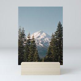 Mt Shasta Morning Mini Art Print