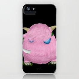 Deadly Pora iPhone Case