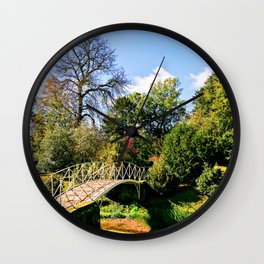 Landscape & Architecture Wall Clock