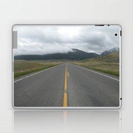 Hitch Hiker Laptop & iPad Skin