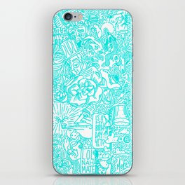 Free Form iPhone Skin