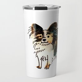 Jasper - Dog Watercolour Travel Mug