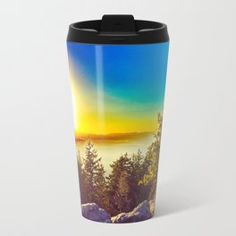 Oregon Wasteland Travel Mug