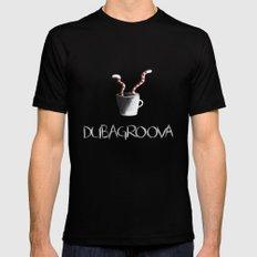 Dubagroova LARGE Mens Fitted Tee Black