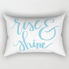 Rise and Shine Rectangular Pillow