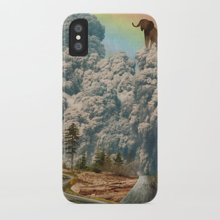 fiction of fantasy iPhone Case