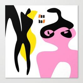 Hau Bau 2891 Canvas Print