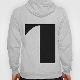 More than Shape / Capital Letter T Hoody