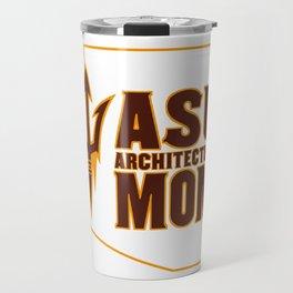 ASU Mom Travel Mug