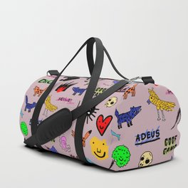 Sheeshi Friends Duffle Bag