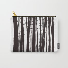 The Trees and The Forest Carry-All Pouch