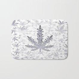 Dust of Snow Bath Mat