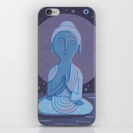 Buddha F iPhone Skin