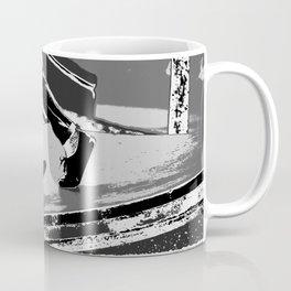 The Push-off  - Skateboarder Coffee Mug