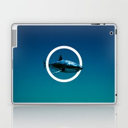 Shark. Laptop & iPad Skin