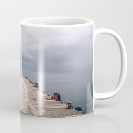 Empty Pier Coffee Mug
