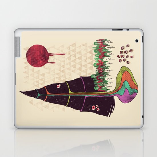 Holy Mountain Laptop & iPad Skin