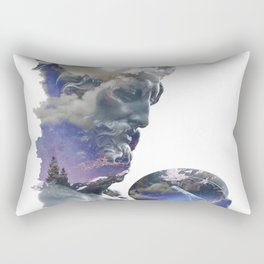 Zeus 2 Rectangular Pillow