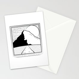 Wander Often - Wonder Always Stationery Cards